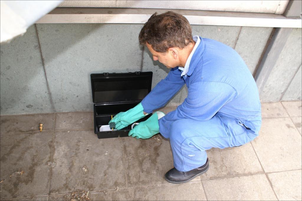 Уничтожение крыс и мышей в Волгограде, ИП Тюх