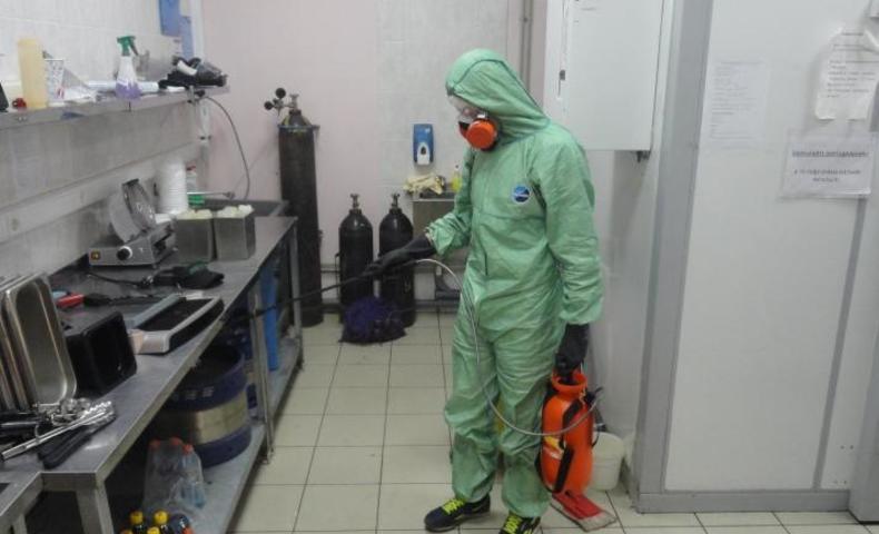 Уничтожение тараканов Волгоград